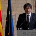 Presidente catalán exhorta a lucha pacífica y cívica por la independencia