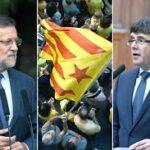 Puigdemont a Rajoy: Pides diálogo y te ponen el 155 sobre la mesa, entendido