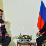 Maduro se reunirá mañana con Vladimir Putin en el Kremlin