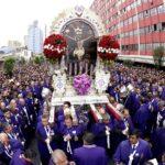 Efemérides del 18 de octubre: Procesión del Señor de los Milagros