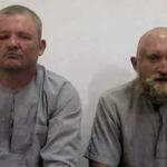 Estado Islámico difunde imágenes de soldados rusos capturados en combate