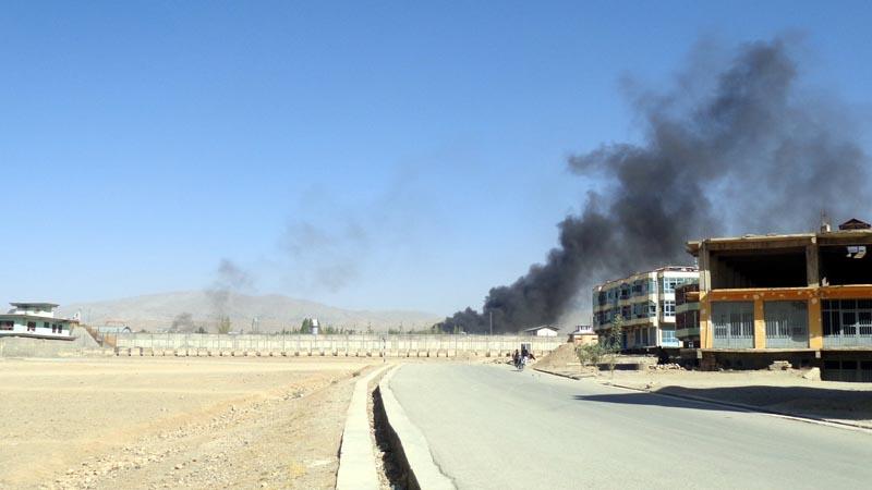 Triple atentado en Afganistán: 75 muertos