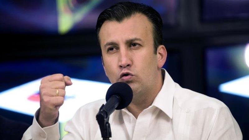 Gobierno neutralizó plan para atentar contra servicios públicos — (VIDEO) El Aissami