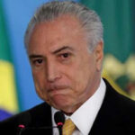 Brasil: Hospitalizan de emergencia a Temer en Hospital del Ejército