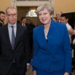 """May dice que tiene """"pleno apoyo"""" del gobierno tras peticiones de dimisión"""