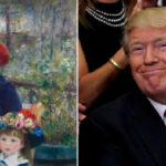 Chicago: Cuadro de Renoir está en el museo y no en manos de Donald Trump (VIDEO)