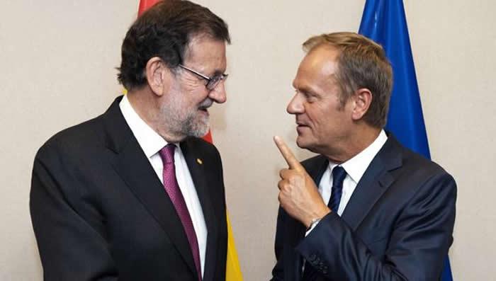 Consejo Europeo pide a Puigdemont que no declare la independencia