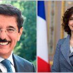 Francesa Azoulay disputará al catarí Al Kawari la dirección de la Unesco