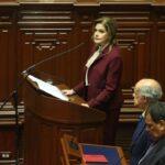 Mercedes Aráoz en el Congreso: Principales anuncios