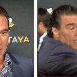 Actor mexicano Eduardo Yañez golpeó a periodista de El Gordo y la Flaca (VIDEO)