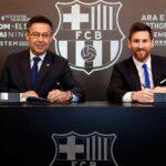 Messi firma nuevo contrato hasta junio de 2021 y ahora cuesta 700 millones