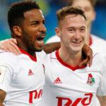 Europa League: Doblete de Jefferson Farfán en triunfo del Lokomotiv a Copenhague