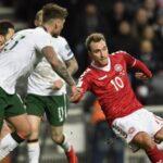 El billete mundialista se decidirá en Dublín: Dinamarca iguala 0-0 con Irlanda