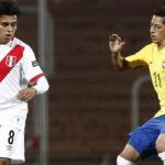 Sub 15: Perú cae 5-0 con Brasil pero igual clasifica pasa a la otra etapa