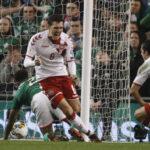 Dinamarca golea 5-1 a Irlanda y clasifica para el Mundial de Rusia 2018