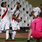 Sudamericano Sub 15: Perú por su segundo triunfo ante Bolivia por el Grupo B
