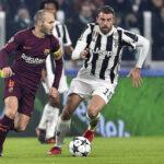 Champions League: Barcelona a octavos de final con empate 0-0 ante Juventus