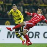 Bundesliga: Bayern Münich de visita derrota 3-1 al Borussia Dortmund