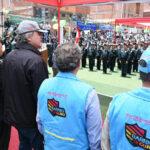 Ministro del Interior inaugura estrategia de seguridad ciudadana en el Cusco