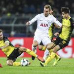 Champions League: Tottenham de local derrota 2-1 al Borussia Dormund