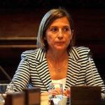 España: TC denuncia por desobediencia a presidenta de parlamento catalán (VIDEO)