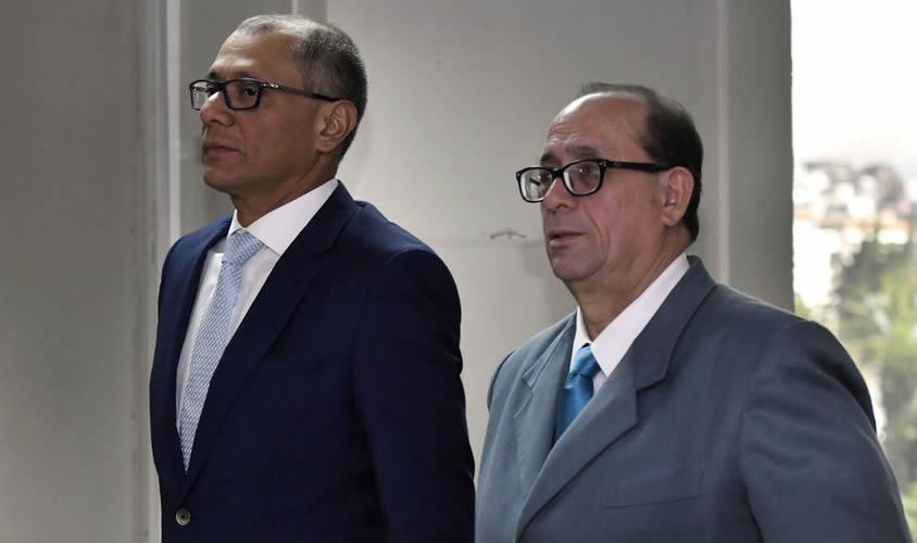 Audiencia de juicio en caso Odebrecht