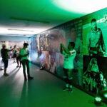 Chapecoense inaugura túnel con 48 imágenes un año después dela tragedia