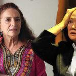 Claudia Dammert enfrentó al fujimorismo por vergonzoso uso de imagen de su bisabuela
