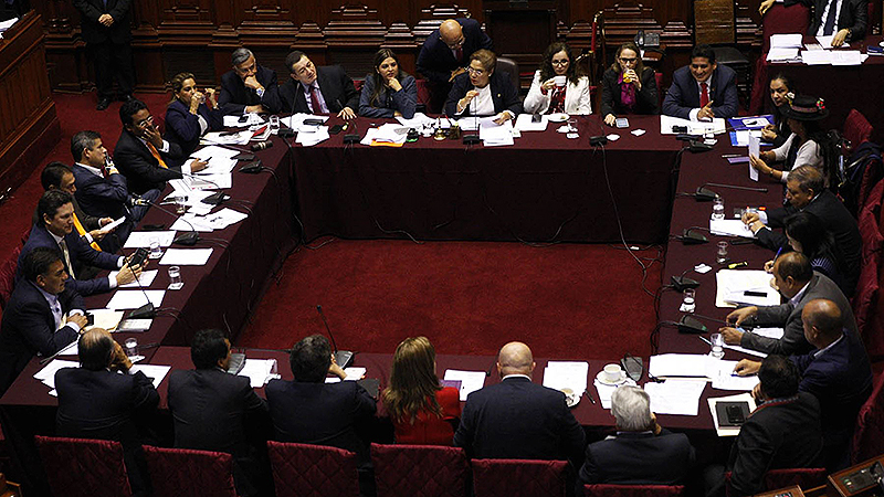 Caso fiscal de la Nación: Congreso otorga 15 días para investigar denuncia