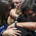 Submarino San Juan: Desesperación de familiares en Base Naval de Mar del Plata