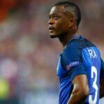 La UEFA suspende al francés Evra hasta el 30 de junio de 2018