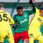 Europa League: Jefferson Farfán en racha goleadora con el Lokomotiv
