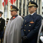 Muere general chileno Fernando Matthei, esbirro de Pinochet y los ingleses