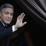 George Clooney anuncia retiro de su carrera como actor