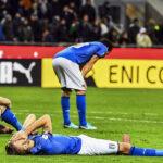 Italia no pudo con Suecia y quedó fuera del Mundial Rusia 2018