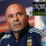 """Sampaoli: """"Brasil, Francia y España están un paso delante de Argentina"""""""