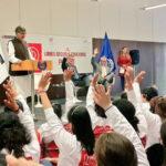 Premio Nobel de la Paz lidera campaña por los derechos de los niños en Perú