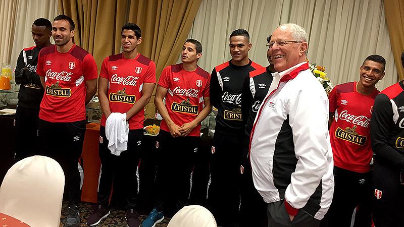 Odebrecht admitió haber tenido vínculo con presidente peruano Kuczynski