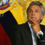 Lenin Moreno regresa de urgencia a Ecuador por el caso de 3 periodistas secuestrados