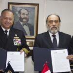 Marina de Guerra del Perú utilizará servicios del Reniec