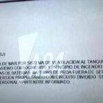 Argentina: Último mensaje desde submarino revela graves averías (VIDEO)