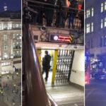 Reino Unido: Disparos y evacuación masiva en la estación de metro Oxford Circus (VIDEO)
