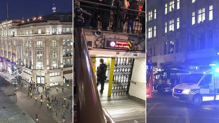 Policía evacúa estación de metro de Londres debido a un