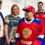 Mundial Rusia 2018: Maradona fue el gran ausente en el ensayo del sorteo