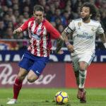 Liga Santander: Real Madrid empata 0-0 en deslucido clásico con el Atlético