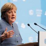 Canciller Merkel pide seriedad y fiabilidad para implementar el Acuerdo de París