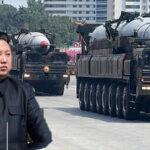 Funcionarios de EEUU debaten idea de posible ataque a Pyongyang, dice WSJ