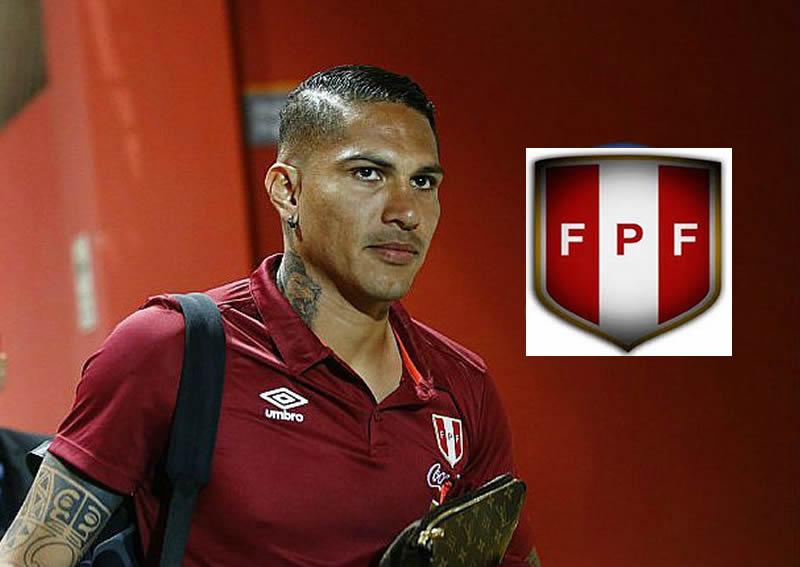 Flamengo decide hoy el futuro de Paolo Guerrero