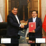 Ministerios de Defensa de Perú y China refuerzan cooperación militar