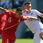 Perú sin jugar bien iguala 0-0 con Nueva Zelanda en partido de ida del repechaje